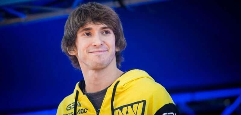 Dendi Dota 2 DreamLeague Natus Vincere