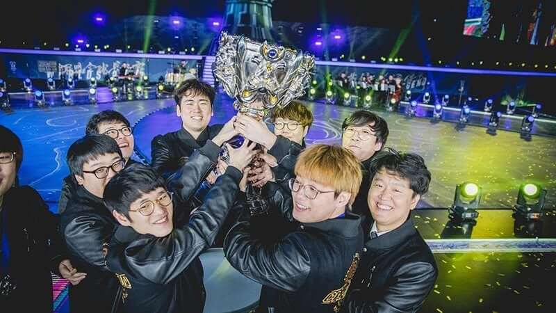 SKT get demolished 0-3 against SSG