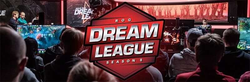dreamleague season 8 qualifiers dota 2 esports