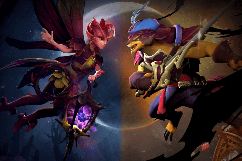 the-dueling-fates-update-dota-2-official-art