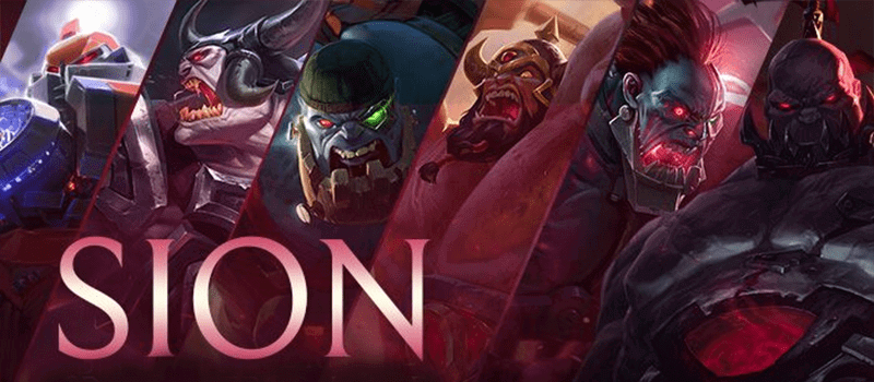 Complete Sion guide – Tips & Tricks to play and counter