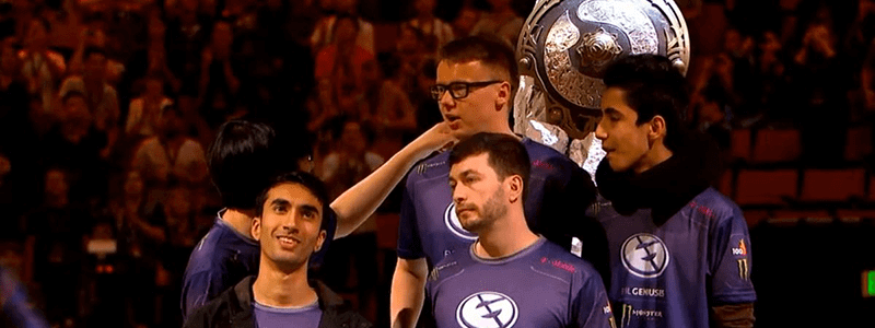 dota 2 international winners evil geniuses