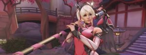 Overwatch Patch Update: Pink Mercy arrives as Brigitte faces changes