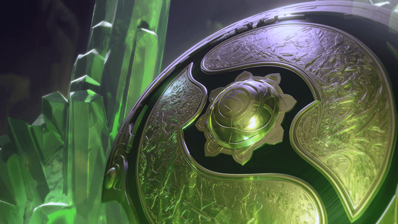 Minibanner The International 2018