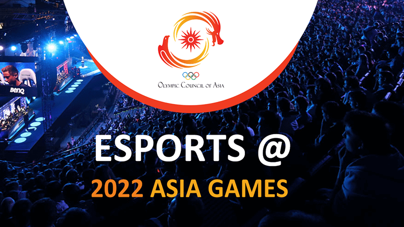 esports Asian Games