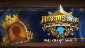 Voting period for Hearthstone HCT Fall Champ is almost over