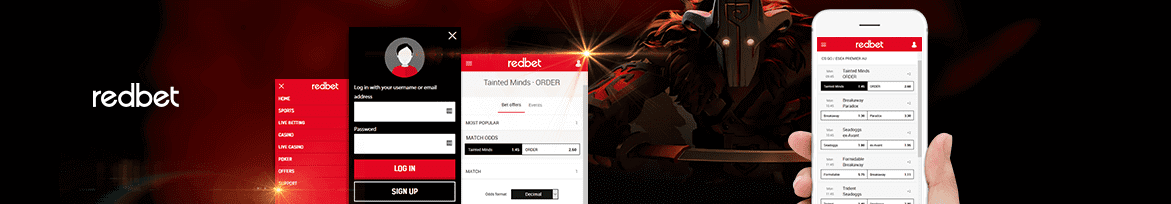 redbet review esports betting