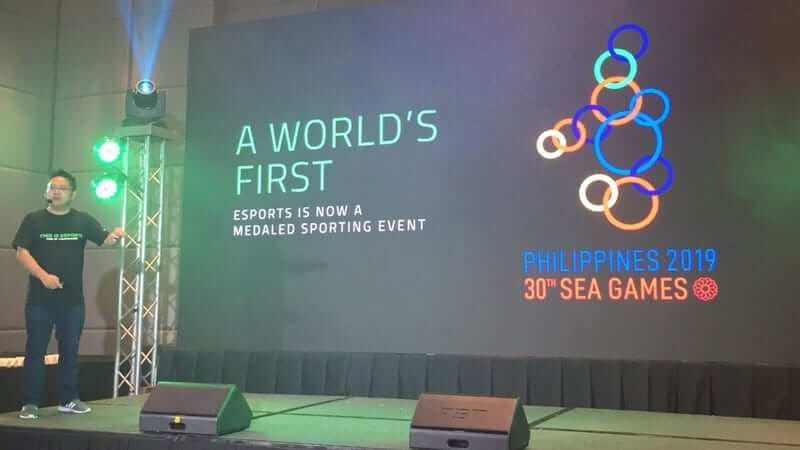 Esports at the 2019 Southeast Asian Games