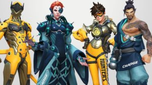Guangzhou and Chengdu reveal new branding for Overwatch League