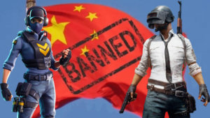 China clamps down on esports like Fortnite and PUBG