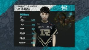RNG roster announcement