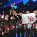 Griffin reign supreme in Korea with their major trophy win