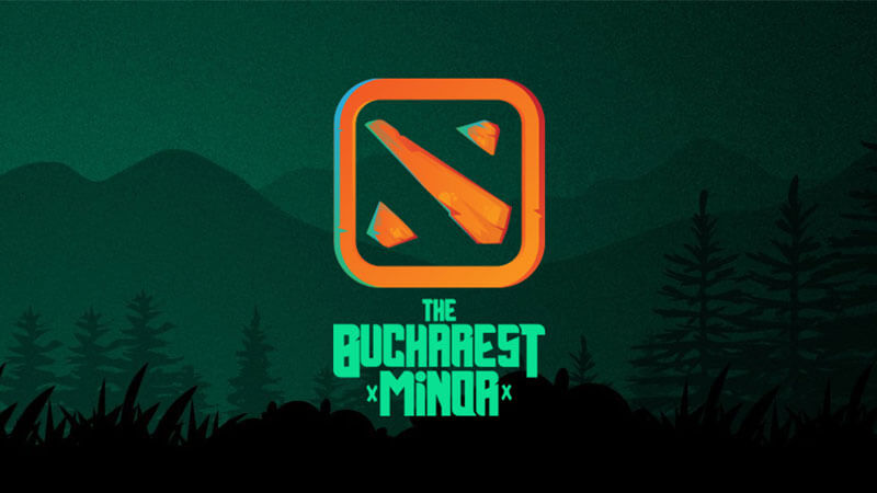 the-bucharest-minor-dota2-logo