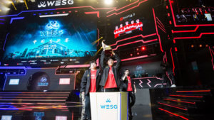 Dota 2 at WESG 2018-2019: Preview