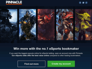 pinnacle-esports-bookmaker