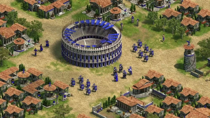 Age of Empires II: Definitive Edition, Gameplay screenshot
