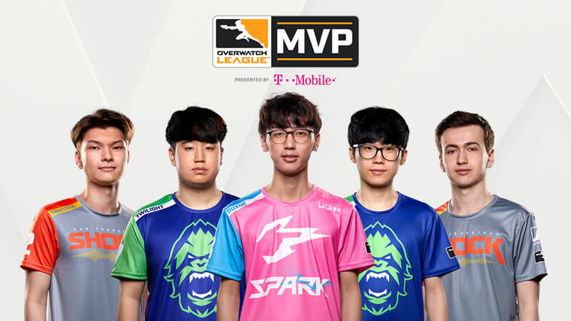 OWL MVP Finalists for 2019