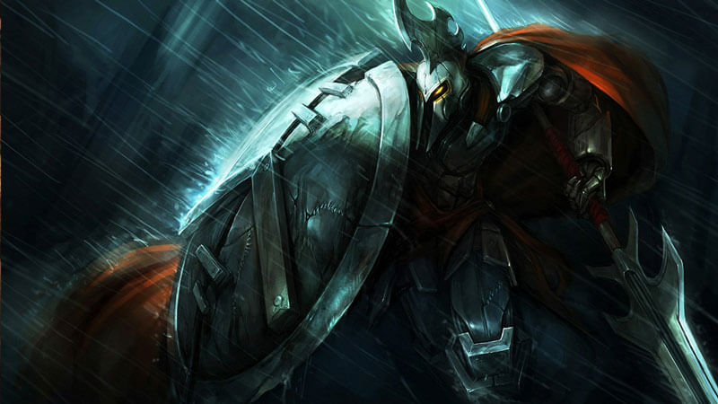 Pantheon, League of Legends champion