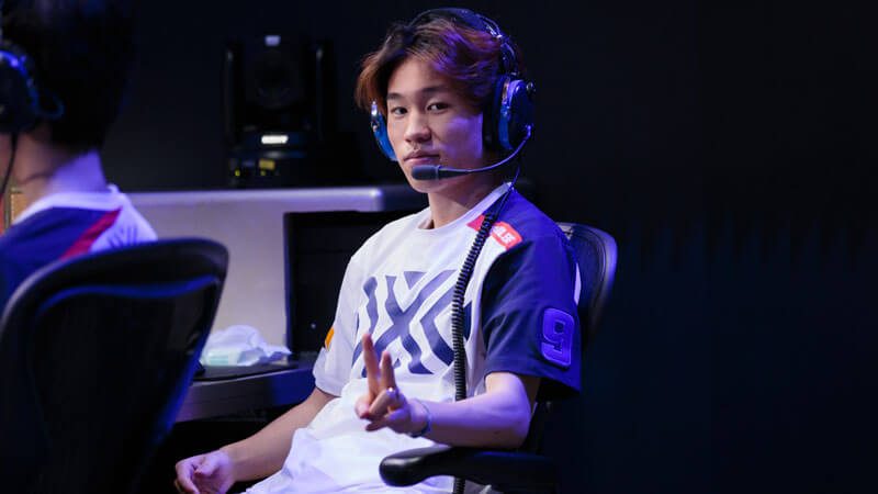 Overwatch player Saebyeolbe at Overwatch League