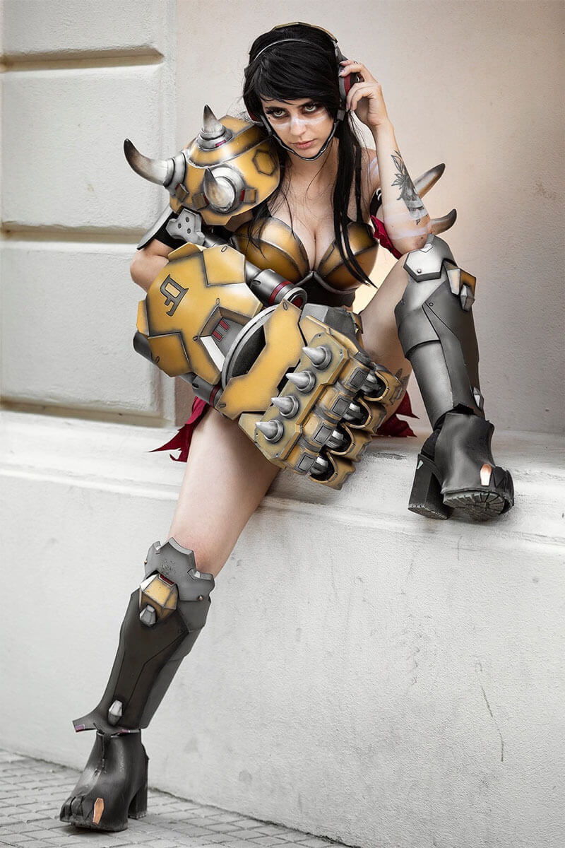 Doomfits Cosplay by Kyla Ren