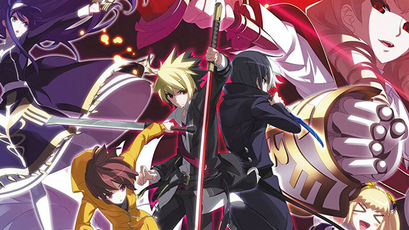 Under Night In-Birth Exe:Late[st] - Top 10 Esports fighting games