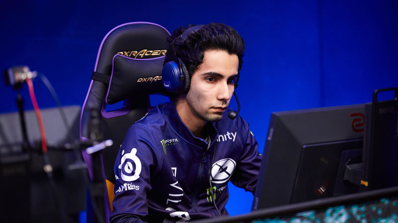 Evil Geniuses New Roster, SumaiL Replaced