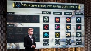 "LoL Worlds 2019 Group Draw – Fnatic, SKT, RNG in the ""Group of Death"""