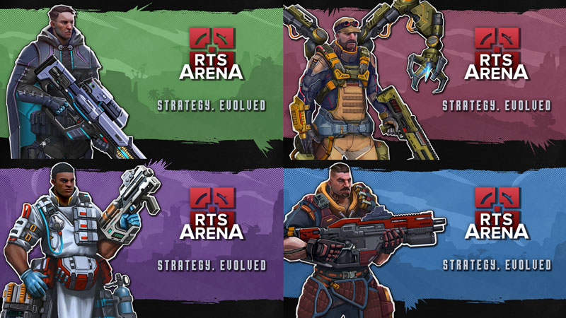 RTS Arena First Art