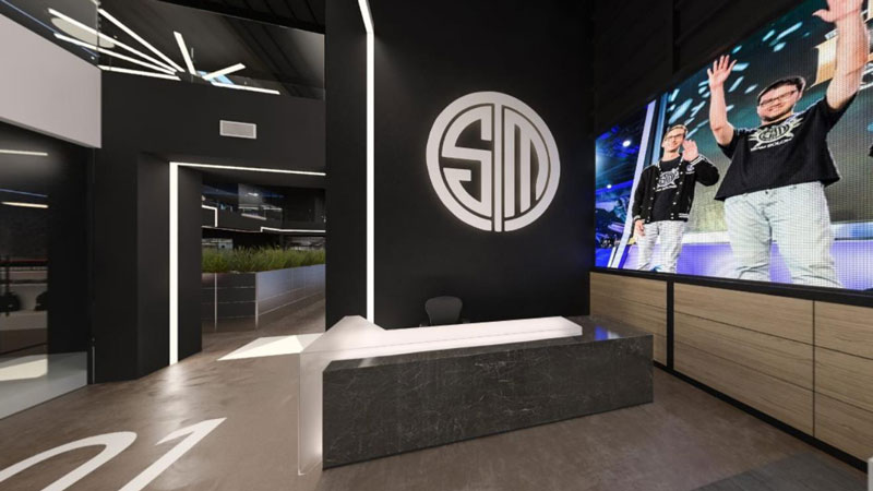 Team SoloMid new esports home