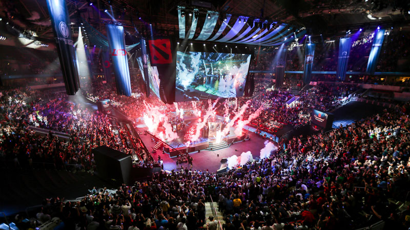 Billion Dollar Opportunity of Esports - TI9 Dota 2