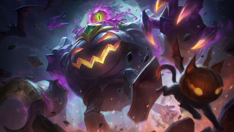 League of Legends Halloween Tales from the Rift 2019