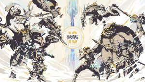LoL 10th anniversary arrives with a splash: new games, updates and shows!