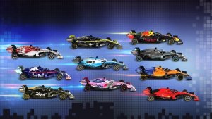 Blockchain-based F1 Delta Time ready to auction Formula 1 game collectibles