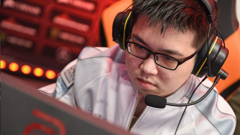 Best Dota 2 Players for the Carry Role