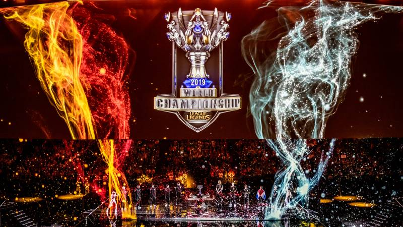 lol worlds 2019 most watched esports event