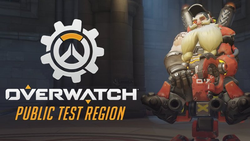 Overwatch PTR - Public Test Region