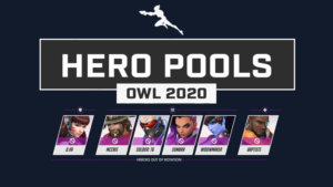Overwatch Week 4 Hero Pools Bans 4 DPS Heroes