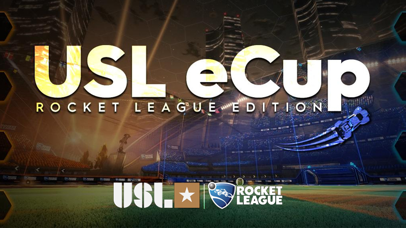 USL looks to Rocket League to maintain engagement