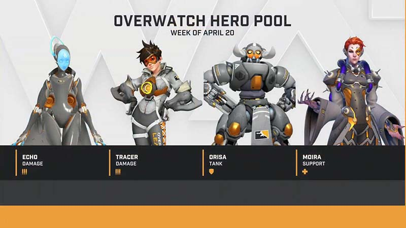 Echo Ban in Hero Pools Baffles Fans and Players