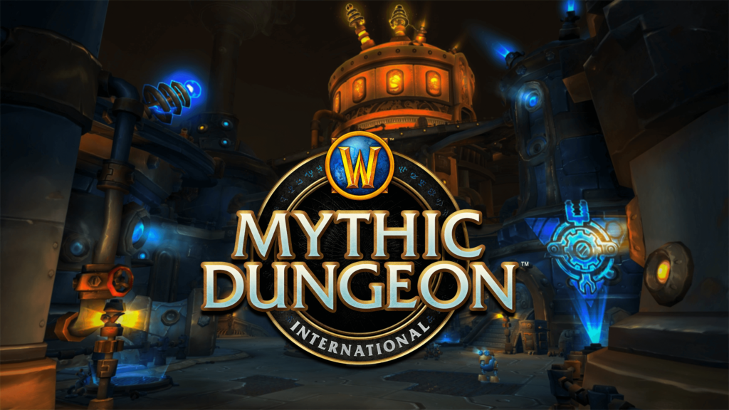 Mythic Dungeon International is back this weekend