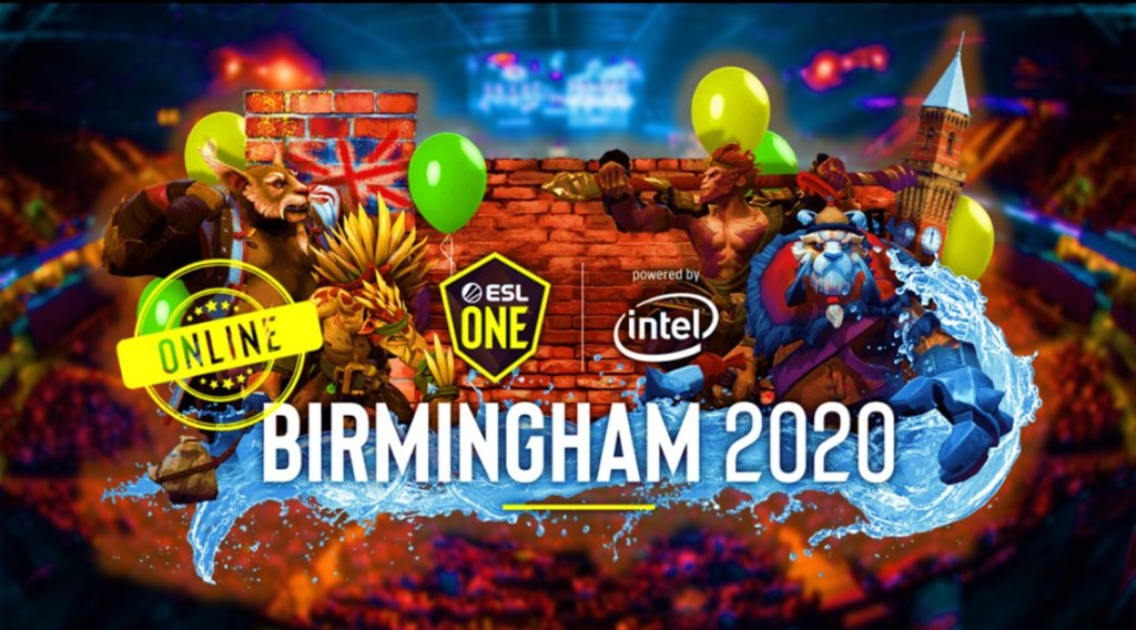 ESL One Birmingham 2020 kicks off with Topson's debut