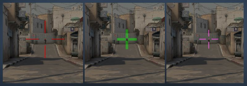 best crosshair for csgo