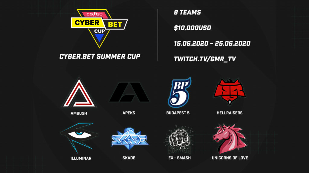 Cyber.bet Summer Cup Basics and Information You Need to Know