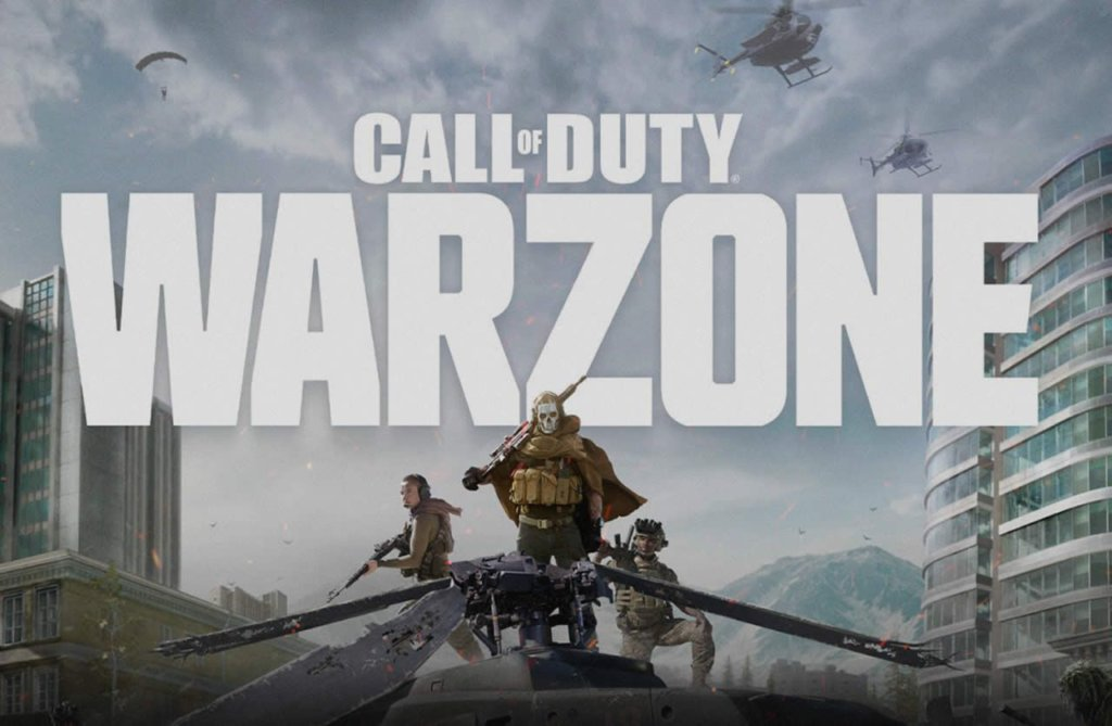 Warzone Battle Royale