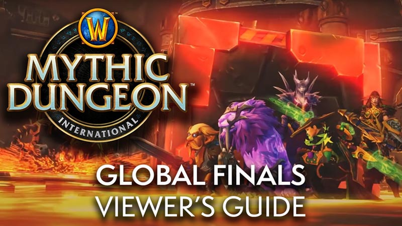 Mythic Dungeon International Global Finals: What To Expect