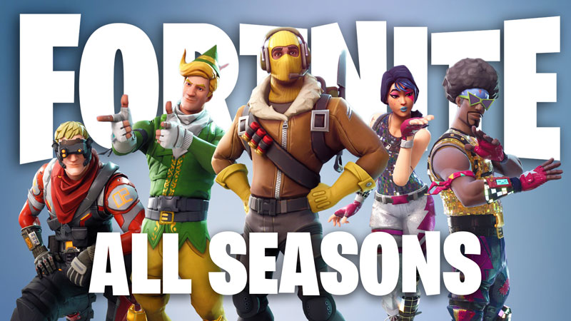 When Did Fortnite Come Out 2017 Fortnite All Seasons Dates Timeline And All You Need To Know