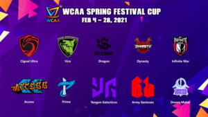 Dota 2 WCAA Spring Festival Cup breakdown and betting opportunities