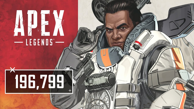 Apex Legends Player Numbers