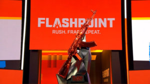 Flashpoint flubs first RMR event and their integrity takes a beating