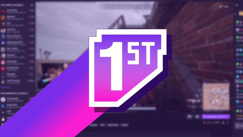 Twitch Founder Badge
